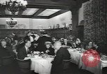 Image of 21 Club New York City USA, 1946, second 10 stock footage video 65675058236