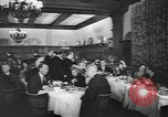 Image of 21 Club New York City USA, 1946, second 11 stock footage video 65675058236