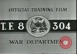 Image of United States soldiers United States USA, 1942, second 3 stock footage video 65675058237