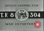 Image of United States soldiers United States USA, 1942, second 4 stock footage video 65675058237