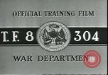 Image of United States soldiers United States USA, 1942, second 5 stock footage video 65675058237