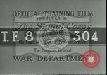 Image of United States soldiers United States USA, 1942, second 6 stock footage video 65675058237