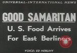 Image of East Berliners Berlin Germany, 1953, second 4 stock footage video 65675058250