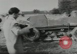 Image of armored car Germany, 1953, second 9 stock footage video 65675058252