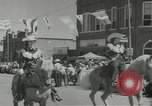 Image of cowboys Joseph Oregon USA, 1953, second 7 stock footage video 65675058254