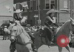 Image of cowboys Joseph Oregon USA, 1953, second 9 stock footage video 65675058254