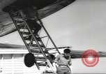 Image of Blackburn Beverley transport aircraft France, 1958, second 11 stock footage video 65675058260