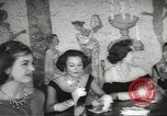 Image of fashion parade United States USA, 1958, second 9 stock footage video 65675058262