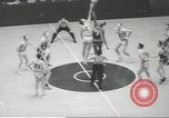 Image of basketball match Saint Louis Missouri USA, 1958, second 8 stock footage video 65675058263