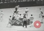Image of basketball match Saint Louis Missouri USA, 1958, second 9 stock footage video 65675058263