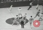 Image of basketball match Saint Louis Missouri USA, 1958, second 10 stock footage video 65675058263