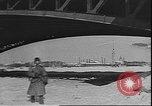Image of Russian supply convoy over Lake Ladoga during siege of Leningrad Leningrad Russia Soviet Union, 1943, second 8 stock footage video 65675058277