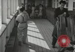 Image of Japanese aboard ship Gripsholm New York United States USA, 1943, second 2 stock footage video 65675058281