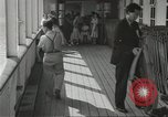 Image of Japanese aboard ship Gripsholm New York United States USA, 1943, second 3 stock footage video 65675058281