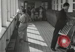 Image of Japanese aboard ship Gripsholm New York United States USA, 1943, second 4 stock footage video 65675058281
