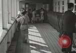 Image of Japanese aboard ship Gripsholm New York United States USA, 1943, second 5 stock footage video 65675058281