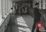 Image of Japanese aboard ship Gripsholm New York United States USA, 1943, second 7 stock footage video 65675058281
