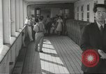 Image of Japanese aboard ship Gripsholm New York United States USA, 1943, second 10 stock footage video 65675058281