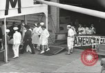 Image of Japanese civilian internees New York City USA, 1943, second 9 stock footage video 65675058283