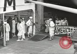 Image of Japanese civilian internees New York City USA, 1943, second 10 stock footage video 65675058283