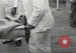 Image of Japanese civilian internees New York United States USA, 1943, second 10 stock footage video 65675058286