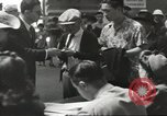 Image of Transfer of Japanese internees New York United States USA, 1943, second 6 stock footage video 65675058287