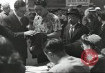 Image of Transfer of Japanese internees New York United States USA, 1943, second 9 stock footage video 65675058287