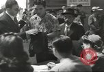 Image of Transfer of Japanese internees New York United States USA, 1943, second 10 stock footage video 65675058287