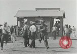 Image of WPA public building construction Bolling Field Washington DC USA, 1937, second 8 stock footage video 65675058298