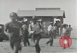 Image of WPA public building construction Bolling Field Washington DC USA, 1937, second 9 stock footage video 65675058298