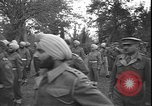 Image of Maharajah Yadvindra Singh Italy, 1944, second 9 stock footage video 65675058308
