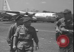 Image of U.S. Air Force C-130 aircraft Kamina Republic of Congo, 1964, second 11 stock footage video 65675058318