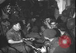 Image of Belgian troops aboard US Air Force C-130 aircraft Stanleyville Congo, 1964, second 11 stock footage video 65675058322