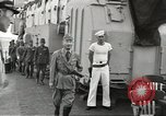 Image of Allied officer Pacific Theater, 1945, second 7 stock footage video 65675058333