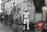 Image of Allied officer Pacific Theater, 1945, second 9 stock footage video 65675058333