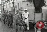 Image of Allied officer Pacific Theater, 1945, second 11 stock footage video 65675058333