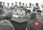 Image of Allied officer Pacific Theater, 1945, second 12 stock footage video 65675058333