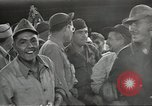 Image of Allied soldiers Pacific Theater, 1945, second 12 stock footage video 65675058337