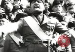 Image of Benito Mussolini Europe, 1943, second 2 stock footage video 65675058345
