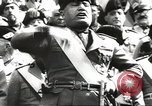 Image of Benito Mussolini Europe, 1943, second 3 stock footage video 65675058345
