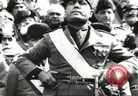 Image of Benito Mussolini Europe, 1943, second 4 stock footage video 65675058345