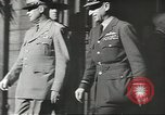 Image of Franklin D Roosevelt Quebec Canada, 1943, second 12 stock footage video 65675058349