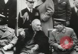 Image of Yalta conference Yalta Crimea Ukraine, 1945, second 12 stock footage video 65675058351