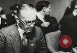 Image of Andrei Gromyko New York United States USA, 1951, second 7 stock footage video 65675058354