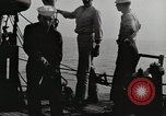 Image of planes dive bombing beach Pacific Theater, 1943, second 6 stock footage video 65675058376