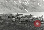 Image of American Navy men Aleutian Islands Alaska USA, 1943, second 4 stock footage video 65675058377