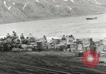 Image of American Navy men Aleutian Islands Alaska USA, 1943, second 7 stock footage video 65675058377