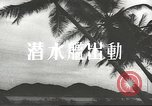 Image of Japanese sailors South Pacific, 1942, second 9 stock footage video 65675058387