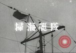Image of Japanese sailors Pacific theater, 1942, second 4 stock footage video 65675058388