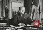 Image of American Undersecretary of War Robert Porter Patterson European Theater, 1943, second 6 stock footage video 65675058395
